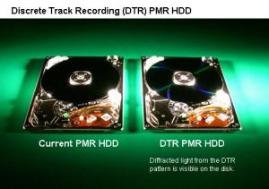 Toshiba DTR vs PMR