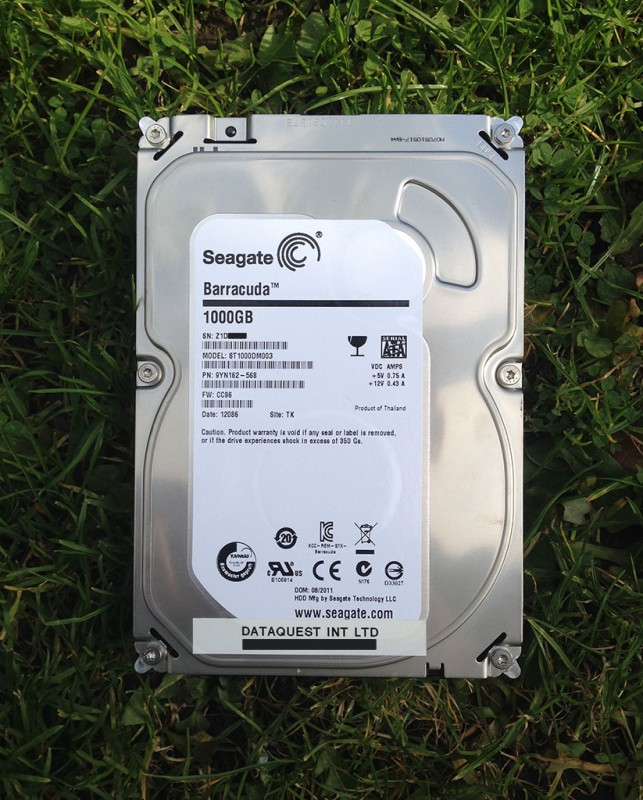 Seagate Barracuda ST2000DM & ST1000DM Problems