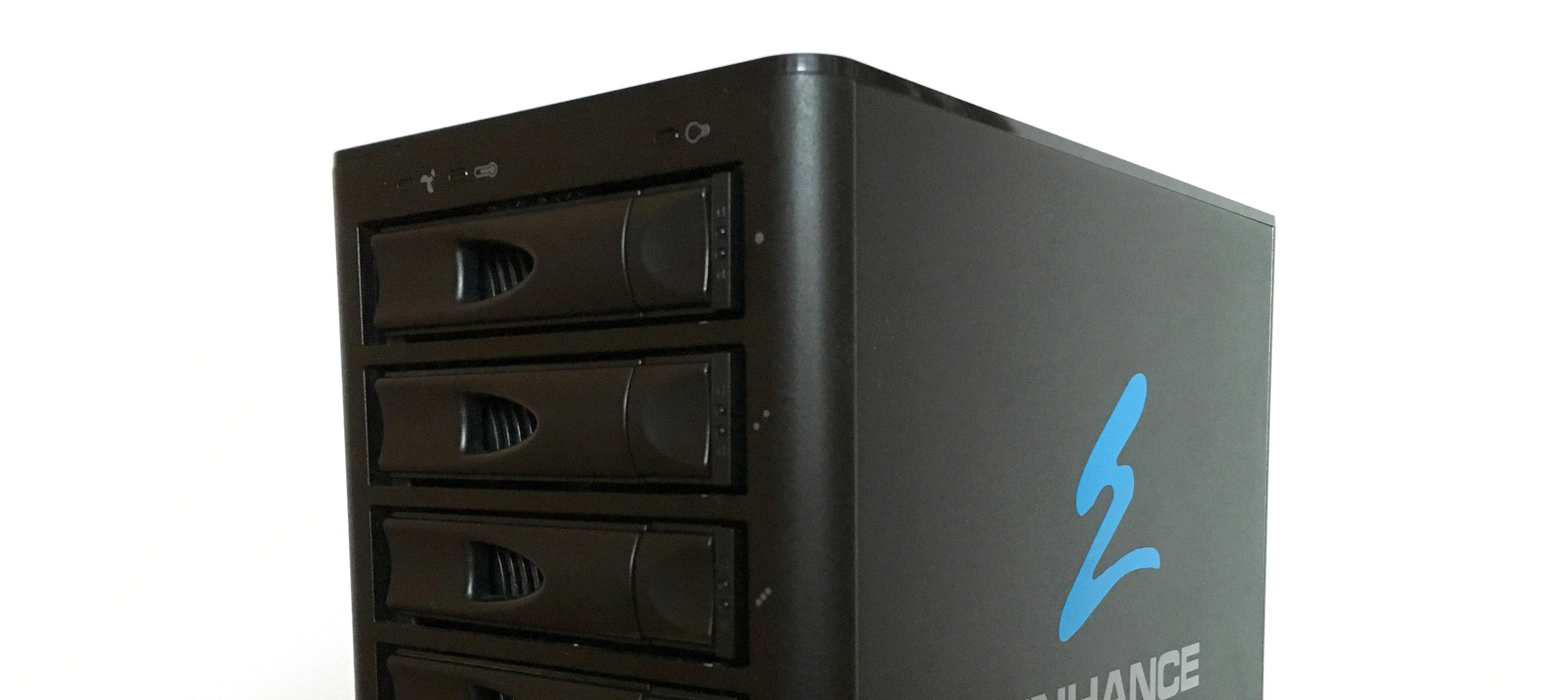 RAID Data Recovery - Proavio Enhance E500FR