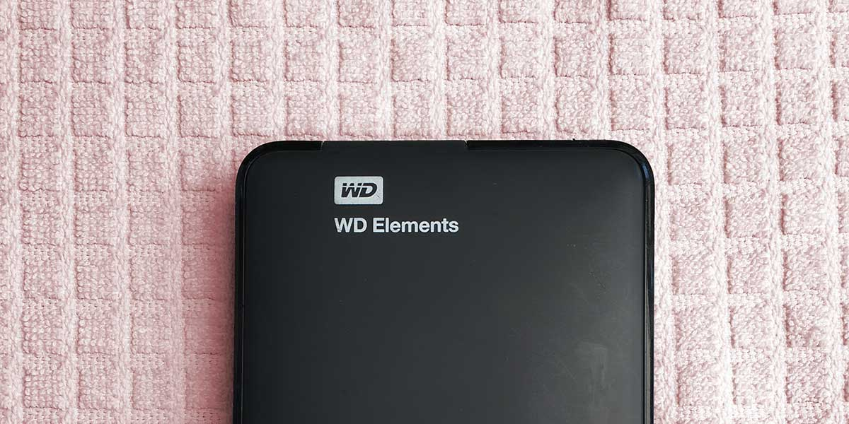 How To Troubleshoot Western Digital Elements External Drive
