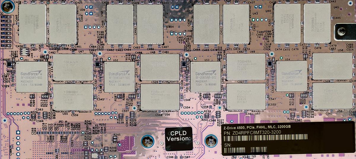 OCZ Z-Drive 4500 PCIe SSD Recovery